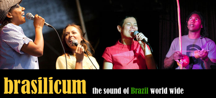Brasilicum - the sound of Brazil world wide